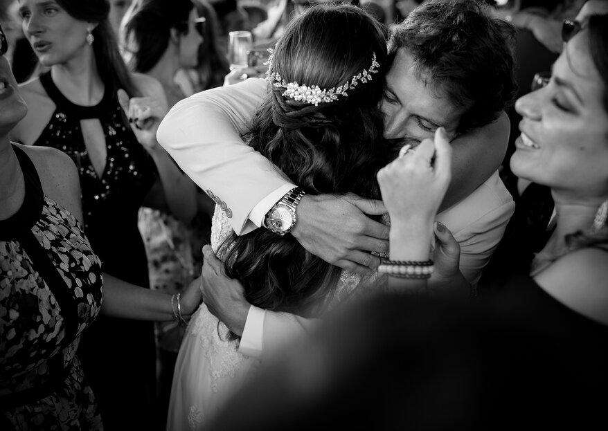 Jürgen Korn: la naturalidad delos momentos reflejada en las mejores fotografías de boda