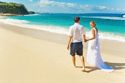 6 razones para que el novio vista pantalón corto en la boda