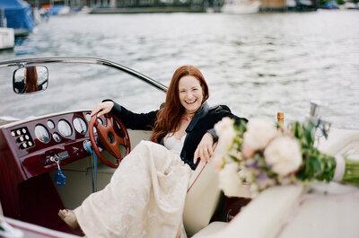 6 Ratschläge, um während der Hochzeitsplanung nicht den Kopf zu verlieren!