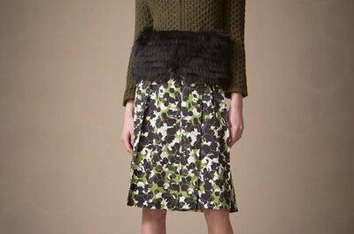 Inspiração de vestidos para convidadas: coleção Carolina Herrera outono inverno