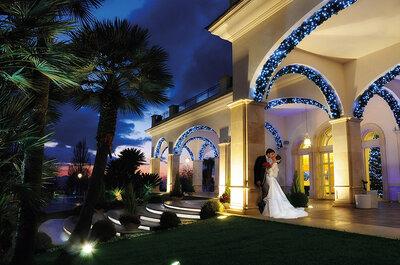 Le location che scaldano il cuore del vostro matrimonio d'inverno