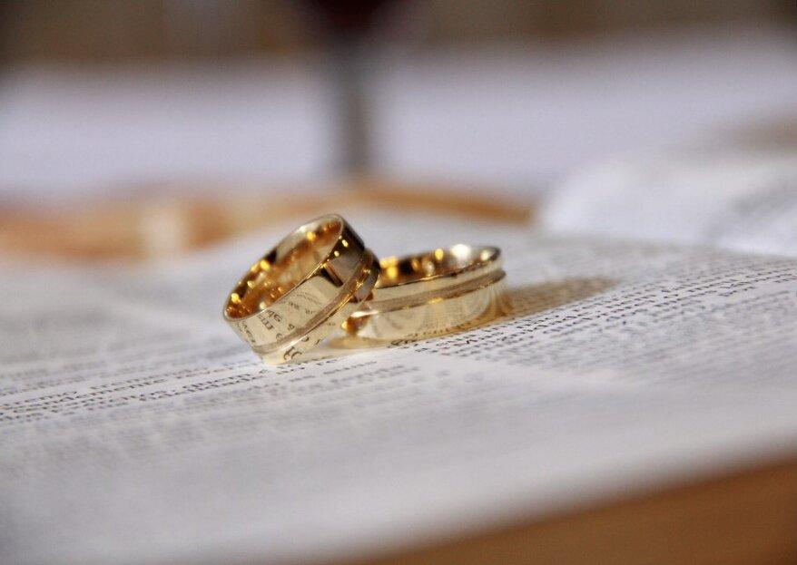 4 formas lindas de comemorar as bodas de casamento