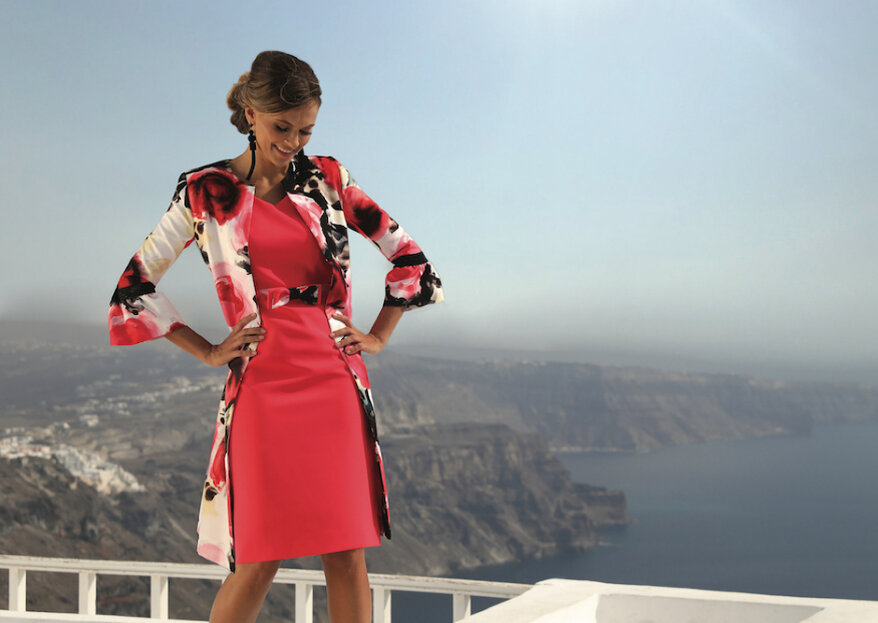 O'SCARLETT dévoile la collection 2019 de robes de cocktail Linea Rafaelli dans ses rayons