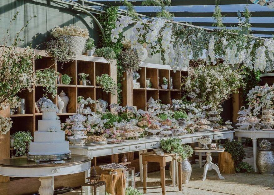 Vinicius Condeixa Decorações: ambientações elegantes, criativas e cheias de personalidade para deixar o seu casamento impecável e inesquecível