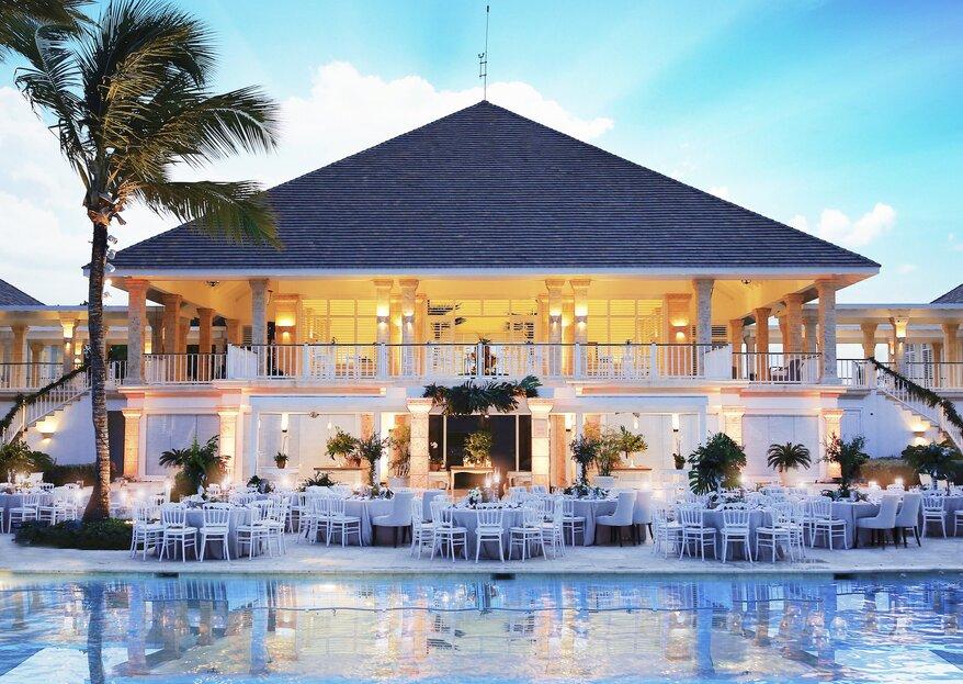 Puntacana Resort & Club, República Dominicana: um destination wedding e lua de mel exóticos estão à sua espera!