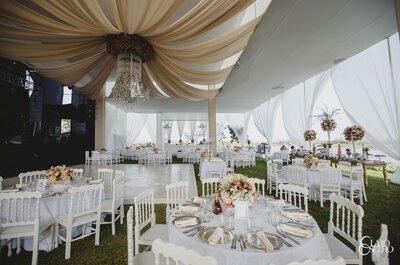 Haz de tu boda un cuento de hadas. ¡Elementos imprescindibles!
