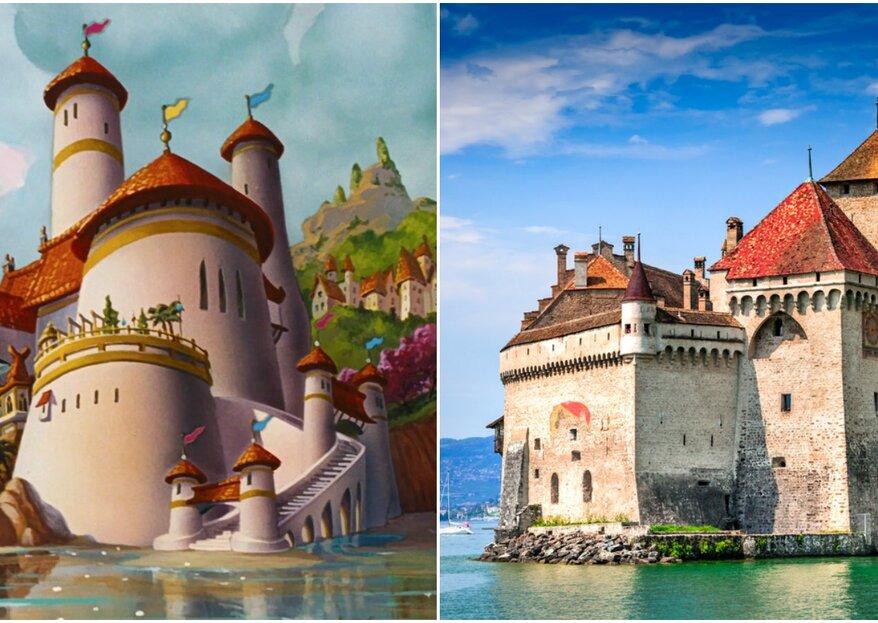 Estos lugares de Disney existen en la realidad y son perfectos para tu luna de miel