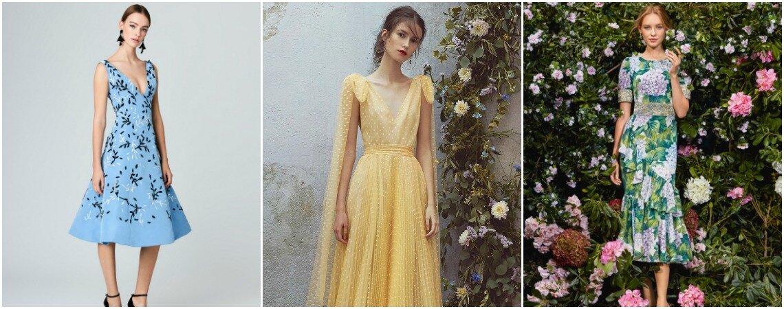 Vestidos de fiesta cortos: diseños extraordinarios para brillar y enamorar
