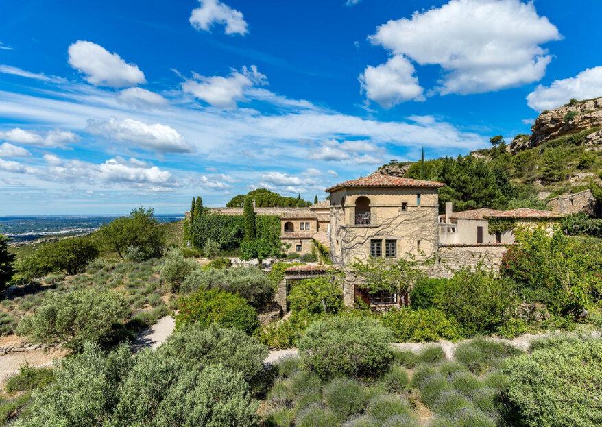 Garrigae Abbaye de Sainte Croix : un lieu unique sous le soleil de la Provence