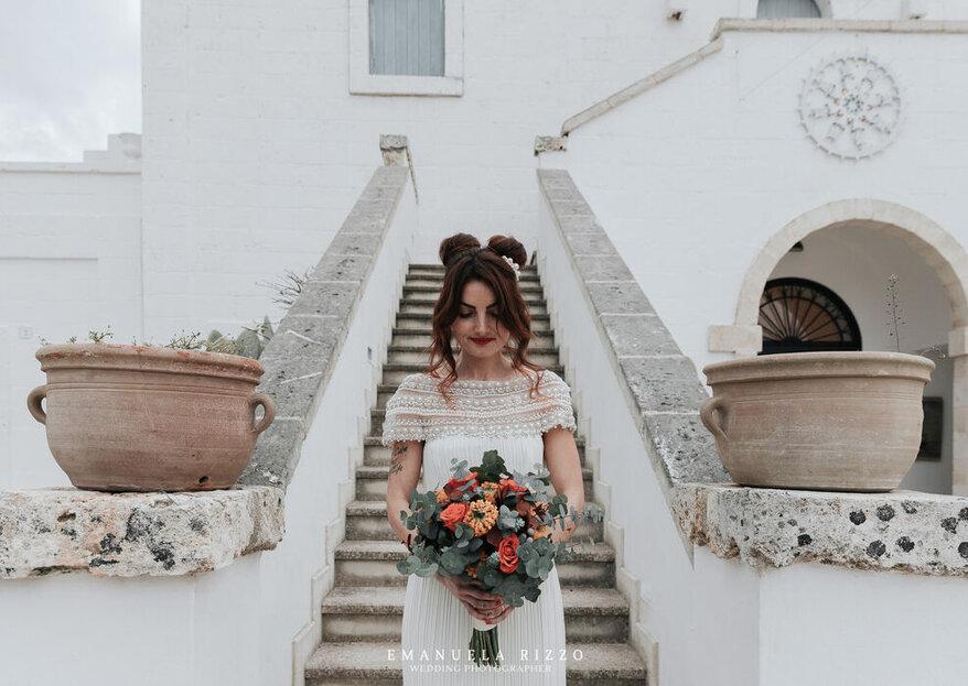 15 domande da chiedersi per progettare un matrimonio da favola...