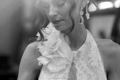 Glossário do vestido de noiva: 12 palavras