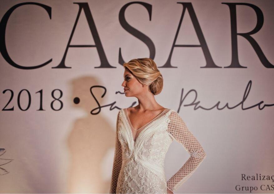 Evento CASAR.com: a sua 18ª edição acontecerá no Shopping JK, em São Paulo, apresentando as principais novidades e tendências para o setor