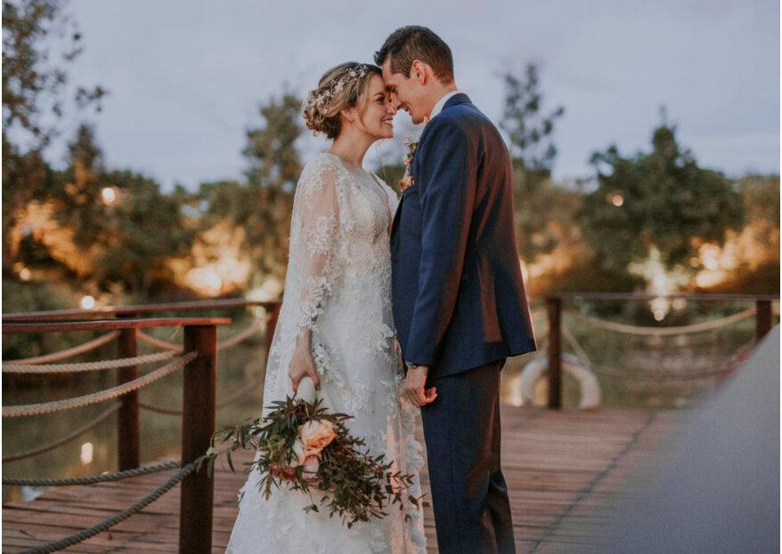 Las mejores haciendas para bodas en Bogotá. ¡Naturaleza y distinción en tu día!
