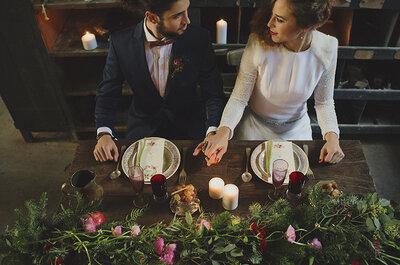 Wie dekorieren wir das Hochzeitsbankett? Unvergessliche Hochzeitsarrangements zaubern