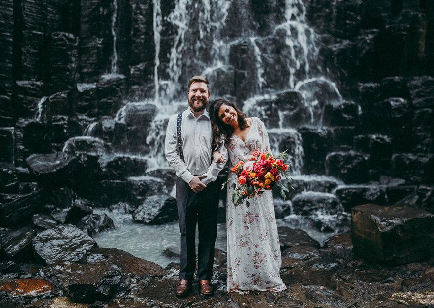"""Rompiendo 10 tradiciones """"irrompibles"""" en tu boda"""