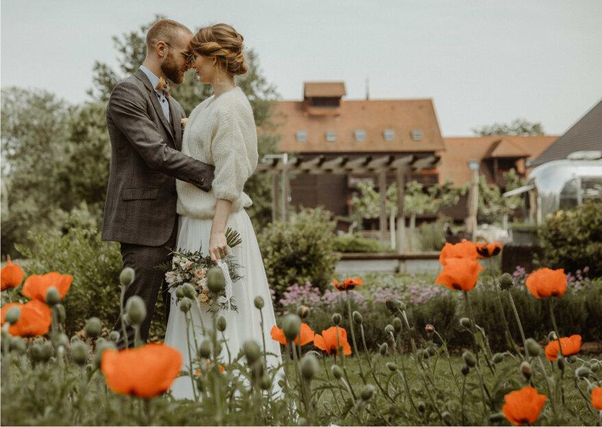 Mariage après 1 an de rencontres