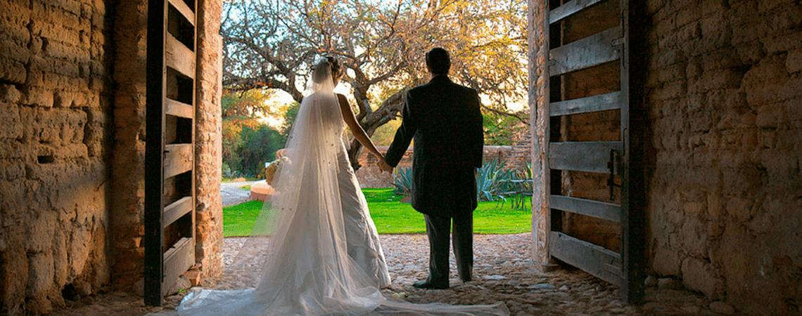Un lugar lleno de historia para una boda única en los Altos de Jalisco