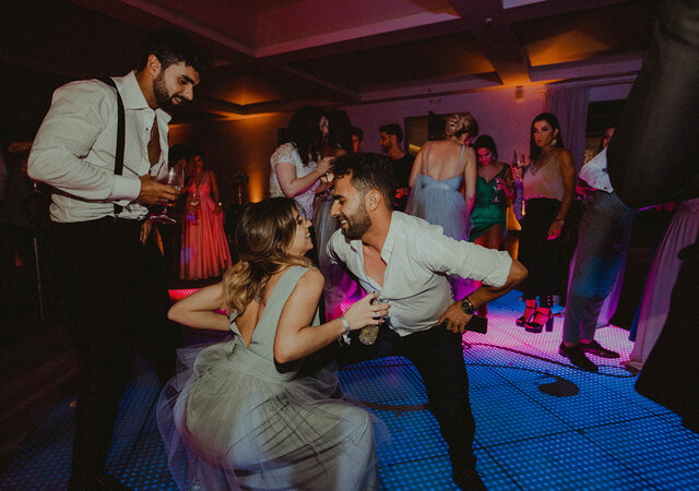 Let me entertain you: as 5 opções que garantem a folia no dia do seu casamento!