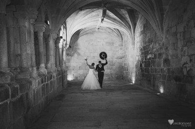 Real wedding: un matrimonio dal sapore messicano nel 'Parador' di Santo Estevo
