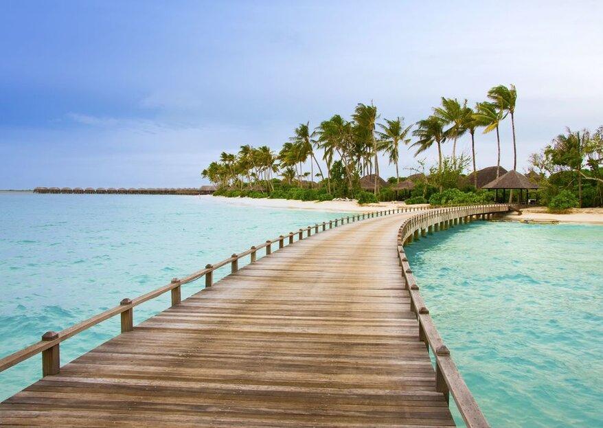 10 destinos que os encantará conocer en vuestra luna de miel