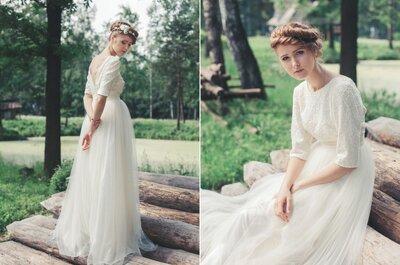 6 причин выбрать второе платье невесты для своей свадьбы!
