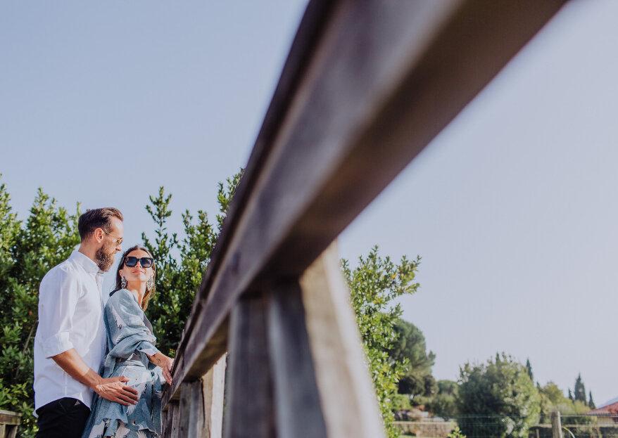 Como flirtar num casamento: 8 truques que raramente falham