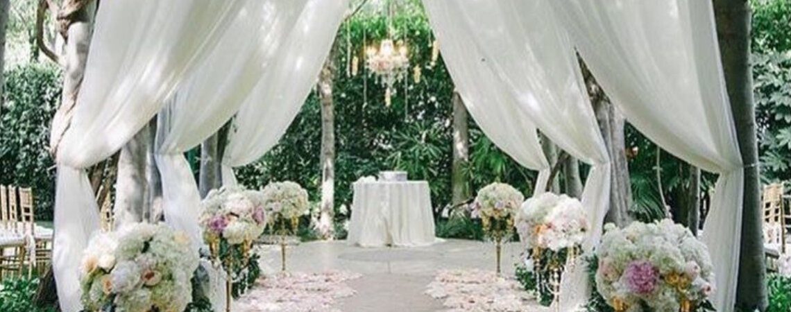 Glamourosa, bohemia o ecléctica. 3 estilos de boda contados por 3 wedding planners