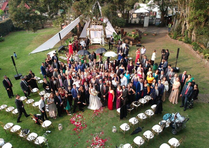 Una visita a la Hacienda Villa Sara: un enclave para bodas ideal