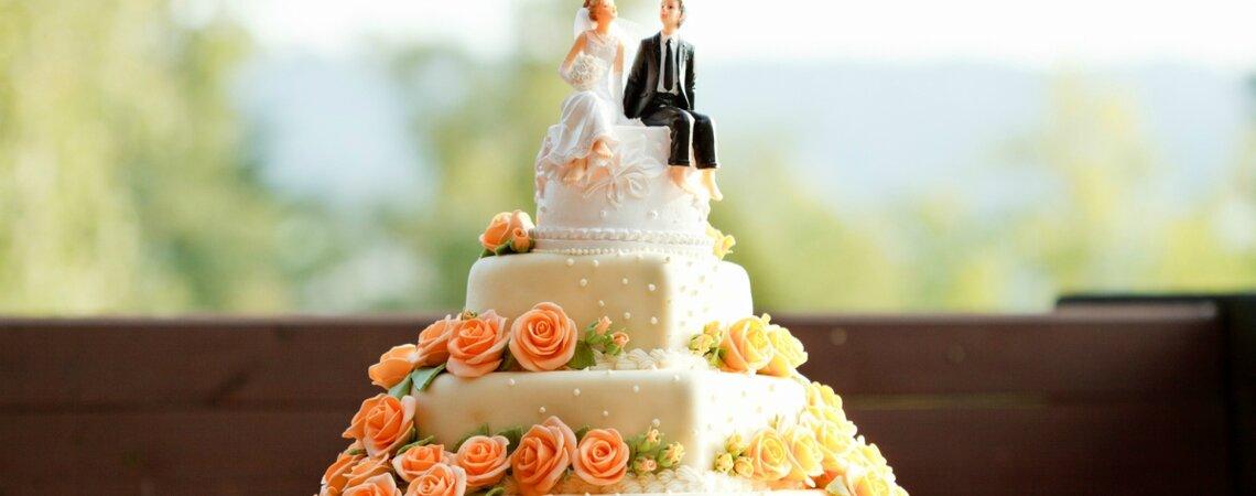 Hoe kies je de perfecte bruidstaart?