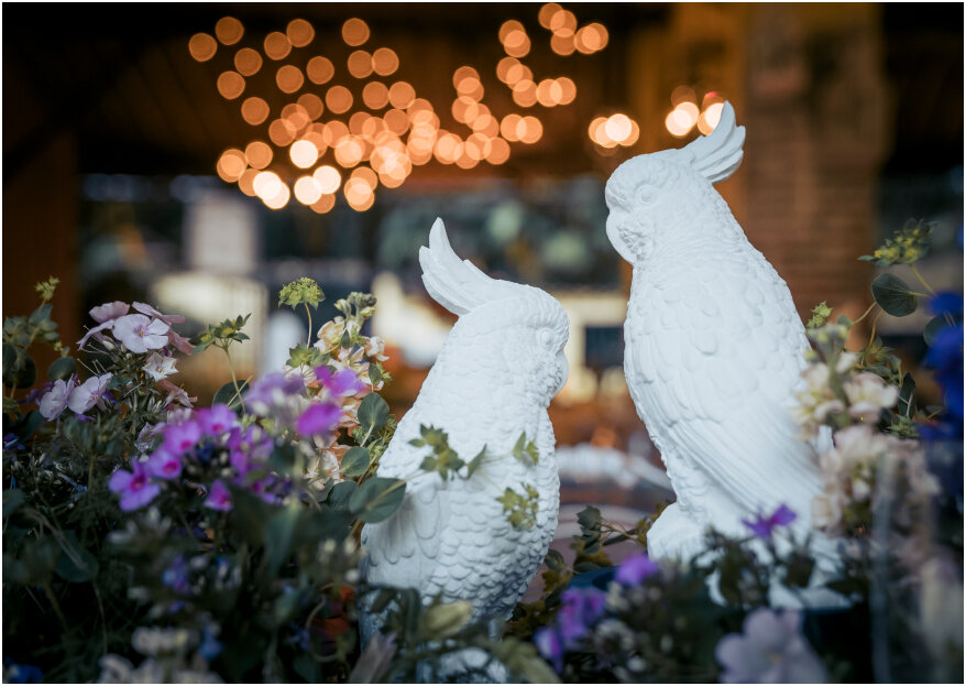 Cómo realizar una boda temática: 5 consejos clave para vivir el día 'perfecto'