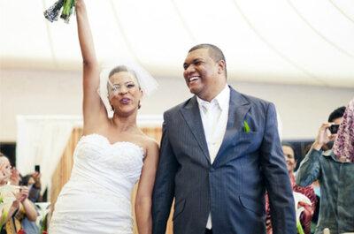 Um Real Wedding cheio de energia: Luis Fernando e Ariane