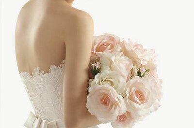 #MartesDeBodas: Todo sobre tu vestido de novia 2013