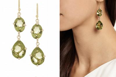 Un estilo en jade: Accesorios para invitada en color verde, los más lindos de la temporada