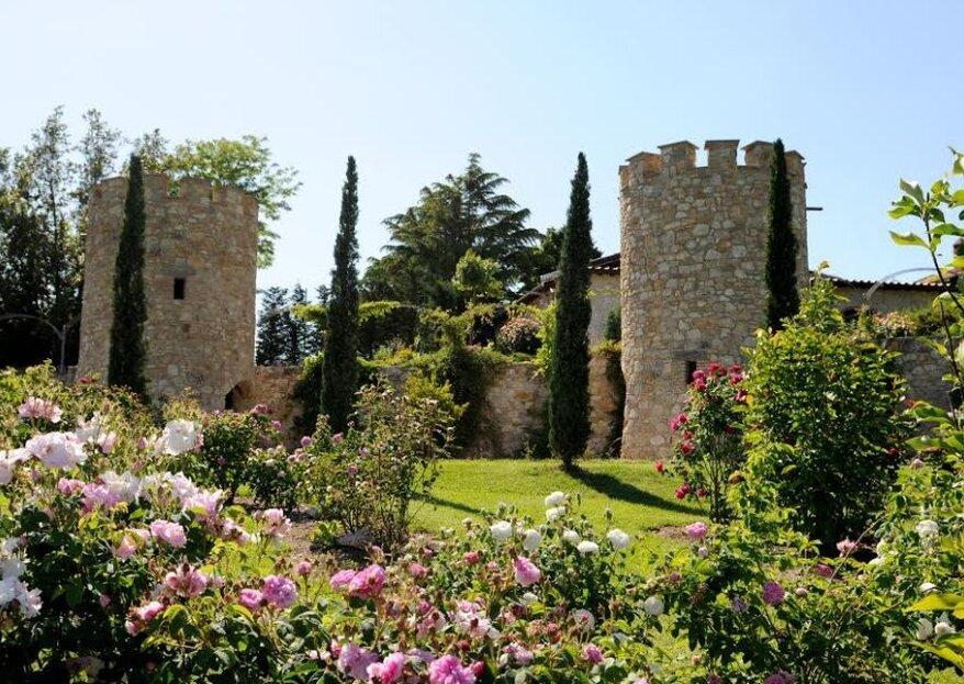 Villa Colonnetta: una dimora storica per le tue nozze nel cuore dello Stivale