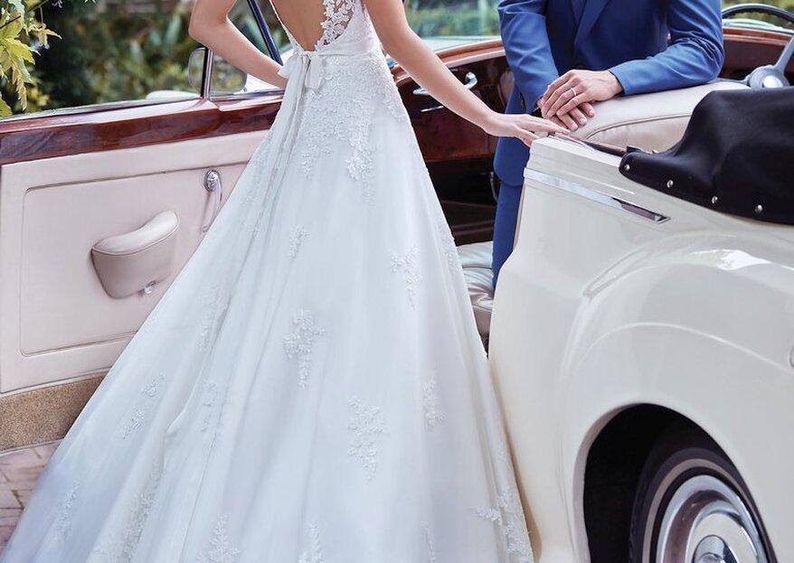 Noiva Lusa: o look perfeito para um dia de sonho... perfeito!