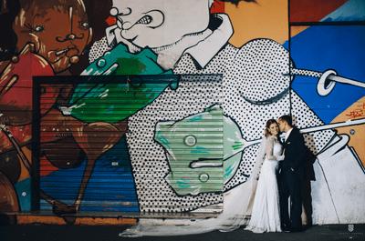 Street wedding na Paulista em São Paulo: romance urbano!