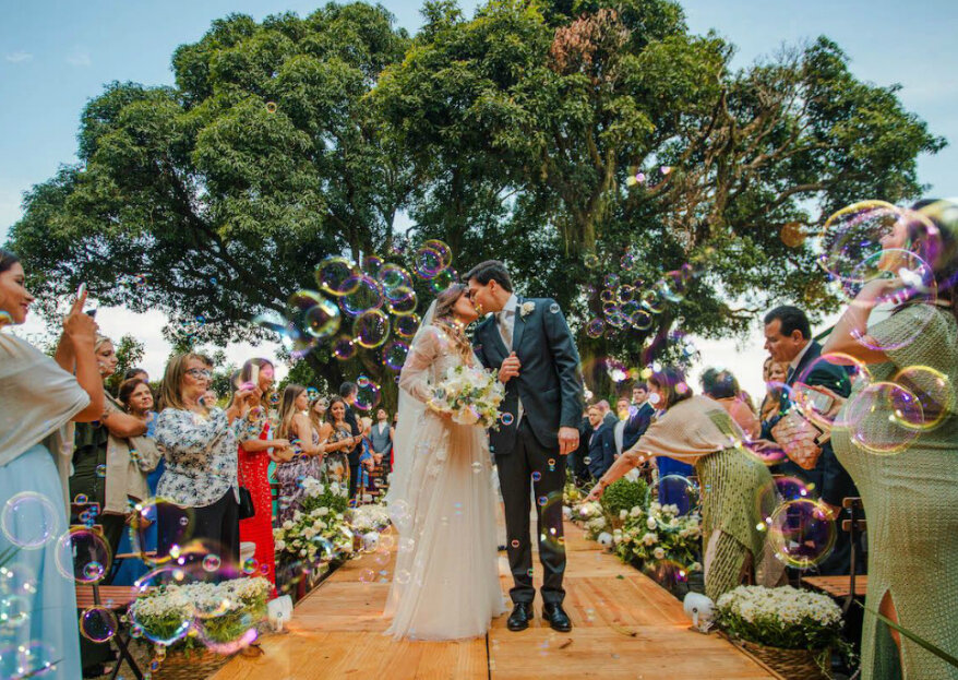 Dicas para acertar na escolha de um local incrível para realizar a cerimônia e recepção do seu casamento!