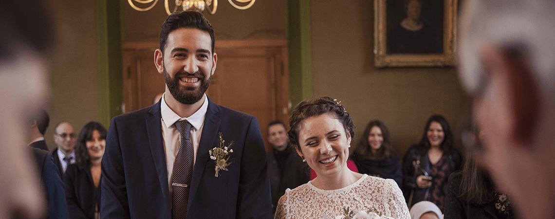 Léa et Zakaria : un superbe mariage à la ferme du Haut dans l'Oise