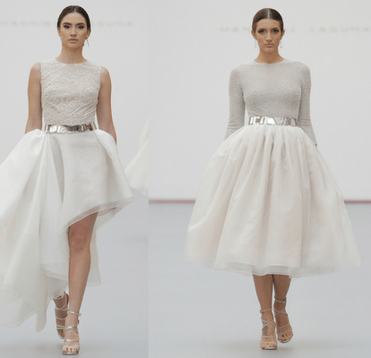 Vestidos De Novia Cortos 2020 Diseños Top Para Tu Gran Día