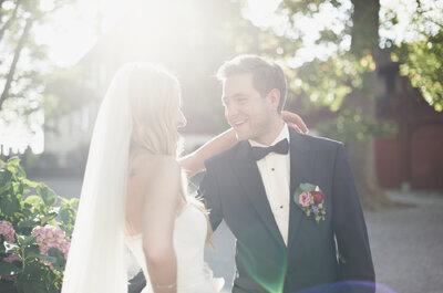 Studie bestätigt: Je schlichter die Hochzeit, desto länger hält die Ehe!