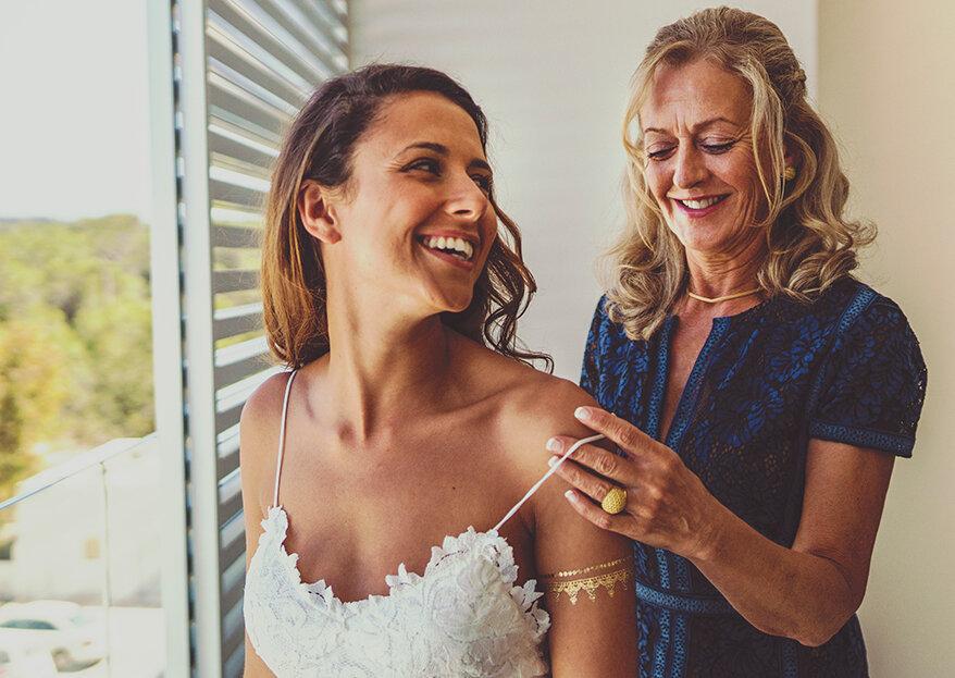 35 coisas que as nossas mães nos deveriam ter dito antes de casarmos: as mães sabem tudo!