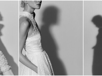 Robes de mariée Carolina Herrera 2018 : une collection inspirée dans un jardin de fleurs