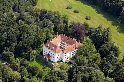 Die 3 schönsten Schlösser für Ihre Schlosshochzeit in Niederösterreich