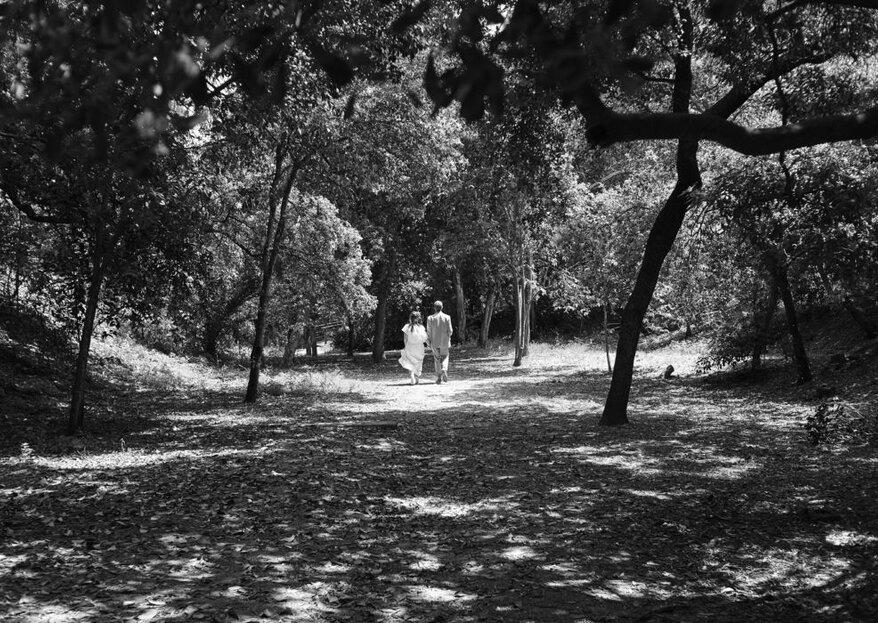 Manau Fotògrafs: naturalidad y detallismo en tu reportaje de bodas
