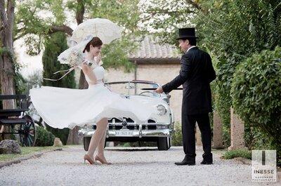 Dove celebrare un matrimonio civile a Roma? Ecco 8 cornici da sogno