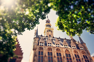 De vijf mooiste trouwlocaties in Zeeland