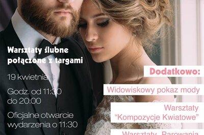 Ślub Marzeń: najlepsze warsztaty ślubne 2015! Dowiedz się jak zorgranizowac swój wymarzony ślub!