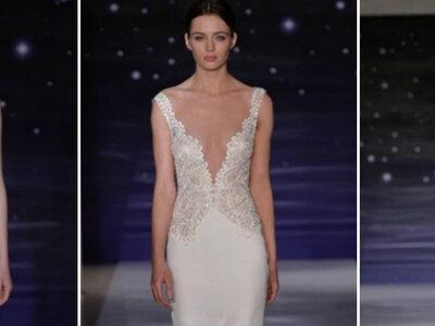 Vestidos de novia de la firma Reem Acra. ¡Explota tu lado más sensual!
