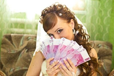 Budget für die Hochzeit: So kommen Sie schnell an Geld!