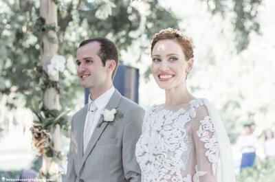 Mini guia para organizar o casamento do começo ao fim: 8 dicas de especialistas!